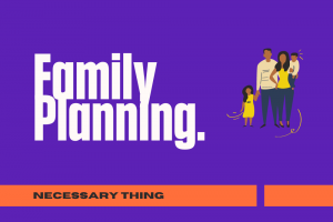 Family planning after pregnancy