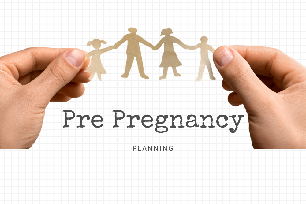 Planning before Pregnancy