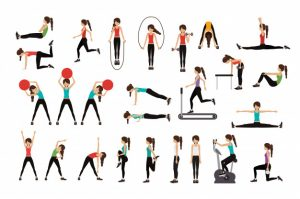 The Exercise Routine Before Pregnancy